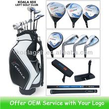 Left hand golf club set for sales