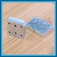 Customized Precision CNC Machining Aluminum Auto Spare Parts, Blue Anodizing