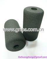Sponge Rubber Foam Grip for Gym Equipment