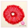 red white polka dot pettiskirts tutu for women party in stock
