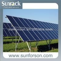 Ground Screw Solar Energy Mounting