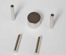 electronic components used round magnet