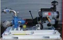 Fuel Transfer Pump Skid Unit