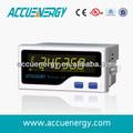 acuvim 124 serie monofásico medidor de tensión y amperímetro