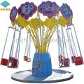 Popular bonito crianças passeio mini voador cadeira ao ar livre entretenimento máquina simples brinquedos passeios em miniatura