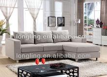 LA-3578 fabirc luxury italian design fabric sofa