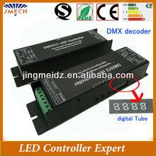 2014 newly USB dmx decoder dmx dimming console