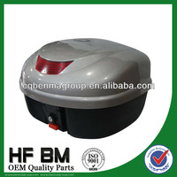 Silver color top case, scooter top case, motorcycle top case hot sell in Philiphines