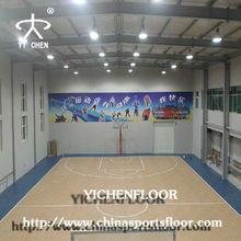 vinyl floor roll volleyball/ futsal/Tennis/Basketball/badminton/table tennis