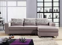 LA-3578 living room furniture luxury italian fabric sofa