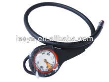 Scuba diving pressure gauge diving accessory/tools regulator