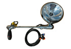 2011 Motorhome class b FORD E150-450 VAN CHASSIS Post mount spotlight - 6 inch - 35W HID - Driver si