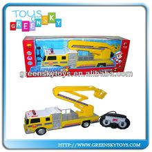 6 CH control de la línea de ambulancia camión juguetes