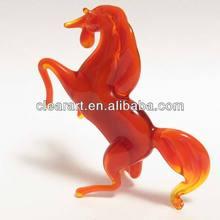 hand blown glass figurine animal
