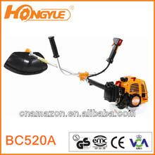 52CC BRUSH CUTTER with CE, GS, EU2 automatic grass cutting machine bc520A