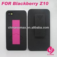 for blackberry z10 customized design holster combo cases
