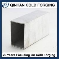 Square aluminum box
