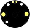 Dental hose for hose for NSK TIM40 (EL 400) electric micromotors