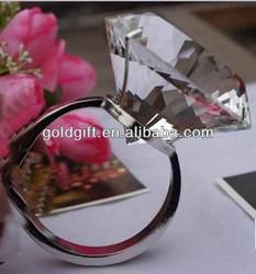 Fashionable modern wedding gifts calla lily bookmark