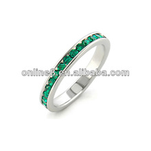 New design stainless steel ring, Interchangeable ring metal o ring/bag buckle