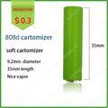 Meilleur- vente cigarette électronique 808d, vaporisateur., atomzier avec différents types de couleurs