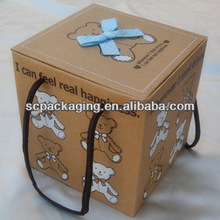 2013 hot sale hanging paper packaging boxes