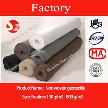 Polypropylene non-woven grey fabric felt