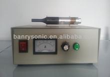 ultrasonic jasmine tea bag sealing and cutting equipment
