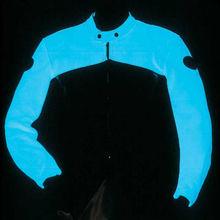 Light Blue Reflective Tape RF-HWTC8969, Blue Reflective Fabric, TC Blue Reflective Tape