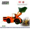 gold mining equipment bucket wheel traction loader