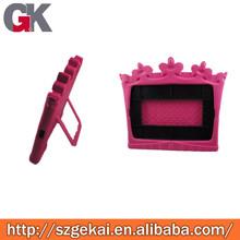 hard eva foam case for ipad mini for children use