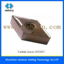 DNMG tungsten carbide cnc diamond tips