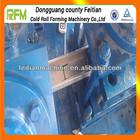 Steel skeleton frame, light gauge steel studs machinery