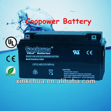 Good Quality Solar Panel Battery /Coopower Battery for UPS 12V85AH