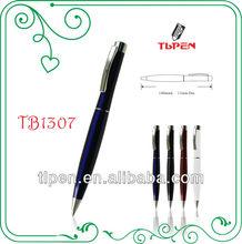 Free sample elegant design promotional pen TB1307