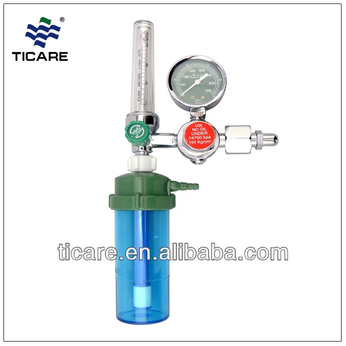 Wall_mounted_medical_oxygen_regulator_flowmeteron Medical Oxygen Regulator