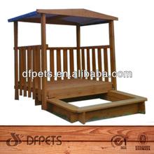 Wooden Garden Sand Pit DFS001