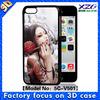 3d design for case iphone 5c