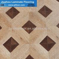 Parquet wooden flooring AC3/AC4 HDF E1 Standards
