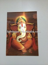 factory cheap price 3d indian god picture