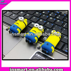 Excellent quality and price despicable me minion usb flash drive