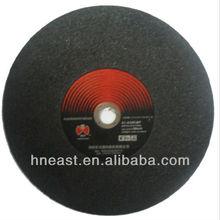 3'' to 16'' resin bonded flat center cutting wheel
