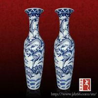 Various Size Decorative Vase Chinese Dragon Porcelain