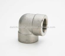 Schedule 80 steel pipe fittings elbow high pressure