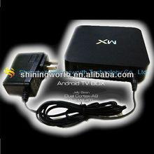 Camera Android 4.2 Smart Tv Box Webcam Support Xbmc/Dlna Device Quad Core Tv Dongle