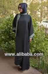 abaya latest designs 2014