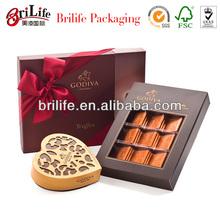 Hot !Unique gift boxes containers wholesale