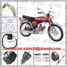 piezas de la motocicleta para A100