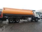 Fuel Tank Lorry 24000L Aluminum