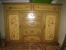European style antique furniture cabinet